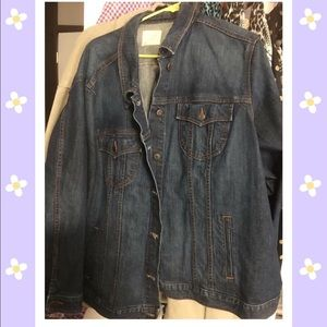 NWOT- Blue Jean Jacket from Old Navy— size 4xl